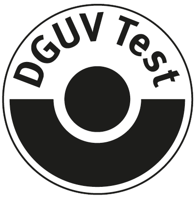 Siegel DGUV Test
